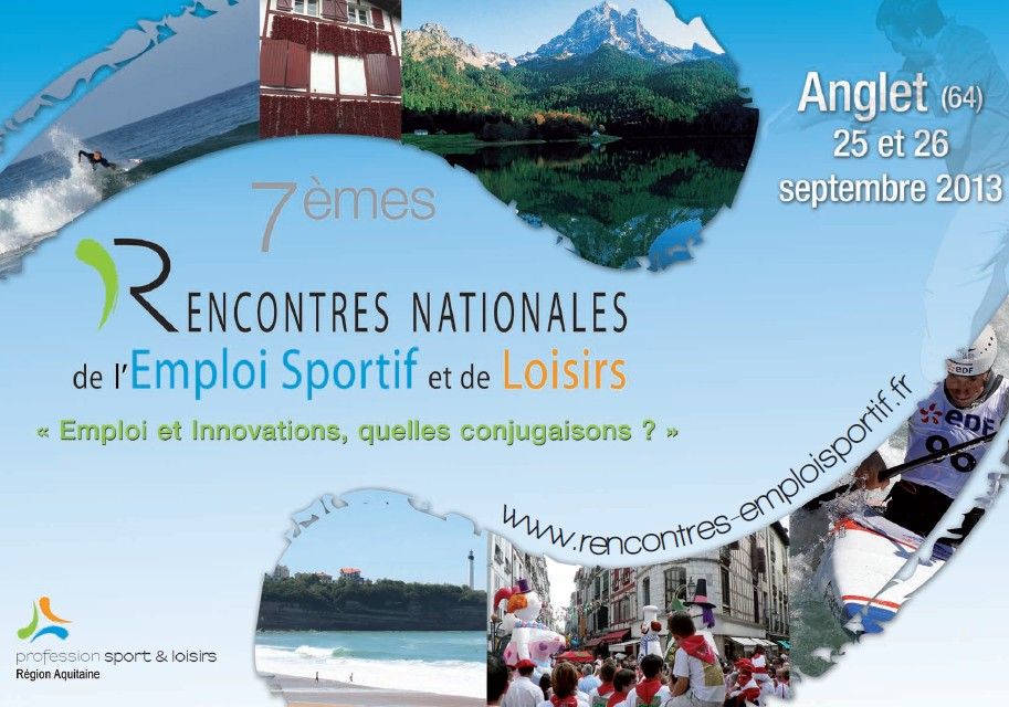 Rencontres scientifiques nationales de bron